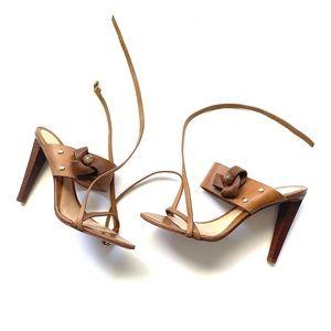 L.A.M.B   Strappy leather sandal